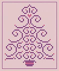 árvore de natal gráfico