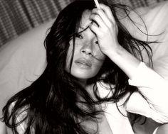 Lucy Liu, I love her.