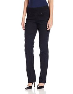 Jag Jeans Ladies Molly Slim Pull-On Jeans Rinse
