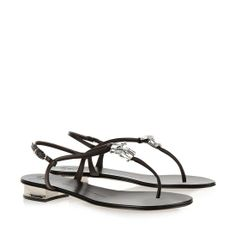 Sandals - Shoes Giuseppe Zanotti Design Women on Giuseppe Zanotti Design Online Store @@Melissa Nation@@ - Spring-Summer collection for men and women. Worldwide delivery. |  E40125 002