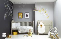 Zdjęcie: Ciemny pokój dziecka - Pokój dziecka - Styl Skandynawski - KiddyFave.com