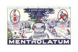 Ad for Mentholatum Poster