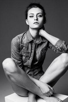Elizaveta Lenskaya @Avant models by Lev Efimov