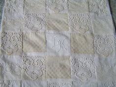 made from old lace by Sylvia Extra