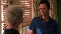 "Burn Notice 2x14 ""Truth and Reconciliation"" - Michael Westen (Jeffrey Donovan) & Madeline Westen (Sharon Gless)"