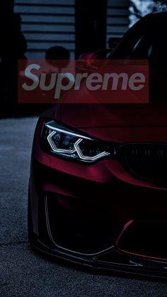 BMW x Supreme