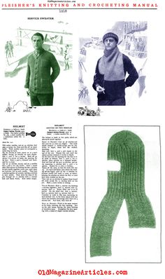 Knitting Stitches, Hand Knitting, Vintage Patterns, Knitting Patterns, Dystopian Fashion, Knitwear Fashion, Party Tops, Knit Or Crochet, Vintage Knitting