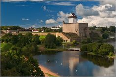Estonia. Narva. Hermann Castle. by Aleksei Aleshin on 500px