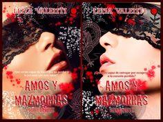 34º Reseña 2015 Bookceando Entre Letras: AMOS Y MAZMORRAS V y VI - LENA VALENTI