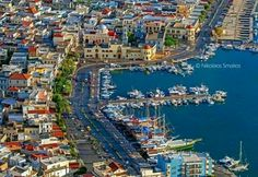 GREECE CHANNEL | Kalymnos