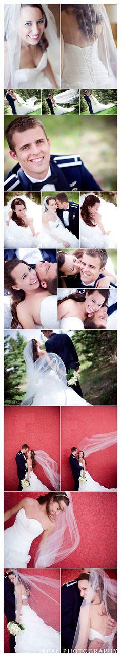 air force academy chapel wedding photos