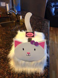 Image result for cat valentine box