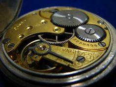 pocket watch innards
