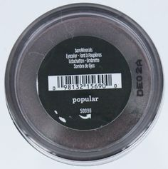 Bare Escentuals Popular Eye Shadow Glimmer ** This is an Amazon Affiliate link. Want to know more, click on the image.