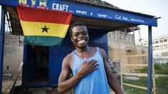 Ghana; Ede Bee Keke - GSalamWriter.com