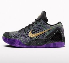 new concept 465fa c0370 Find out how to get the Nike Kobe 9 Elite Low Mamba Moment iD. The Mamba  Moment Kobe 9 celebrates Kobe Bryant passing Jordan s scoring mark.