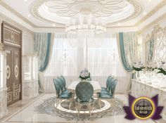 Villa Interior Design In Dubai Saudi Arabia Madina Monaowara Photo 31