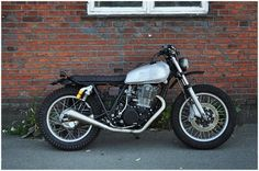 Yamaha SR500 Street Tracker by Wrenchmonkees #motorcycles #streettracker #motos | caferacerpasion.com