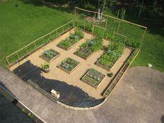 Ultimate garden, very well setup. Ultimate garden, very well setup. Backyard Vegetable Gardens, Potager Garden, Veg Garden, Vegetable Garden Design, Garden Boxes, Starting Seeds Indoors, Winter Garden, Permaculture, Garden Planning