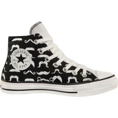 #mustache#Style#Converse Jess would love these.