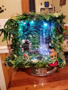 See the source image Rainforest Project, Rainforest Habitat, Biome Project, Rainforest Ecosystem, Rainforest Crafts, Rainforest Activities, Ecosystems Projects, Biology Projects, Christmas Crafts For Kids To Make