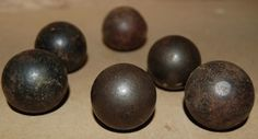 musketball.early bullets***