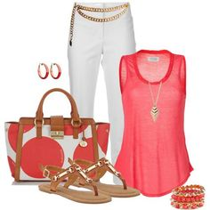Cute outfit for the summer...