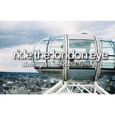 before I die my aunt did she said it takes 1 hour to go around the whole thing when she ws in London