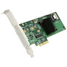 LSI Logic LSI00191 MegaRAID SAS 9211-4i 4Port 256MB 6Gb/s Kit Controller Card by LSI Logic. $256.24. Description:The LSI SAS 9211-4i host bus adapter provides the greatest available throughput to internal server storage arrays through four internal 6Gb/s ports, driving up to 256 SAS and SATA physical devices. This HBA offers dynamic SAS functionality including dual-port drive redundancy and SATA compatibility. Utilizing one internal x4 SFF8087 Mini-SAS connector, the low-profi...