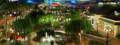 Town Square - great restaurants, a great kids park, our favorite movie theater ...just a lot of fun!
