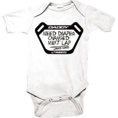 Smooth Industries Dad's Pit Board MX Romper