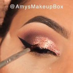 Gold Eye Makeup, No Eyeliner Makeup, Beauty Makeup, Makeup Inspo, Natural Skin, Natural Makeup, Simple Makeup, Skin Allergy Symptoms, Eyelash Growth