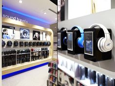 Tech2go flagship store by Thoughtspace, Sydney store design