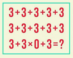 Can you solve the brain teaser math puzzle?