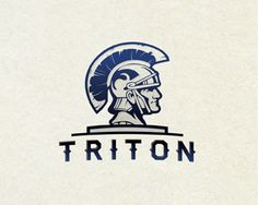 13 Triton - amazing logo designs for inspiration