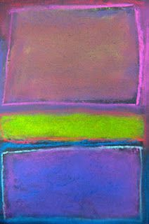 mark rothko purple orange paintings - Google Search