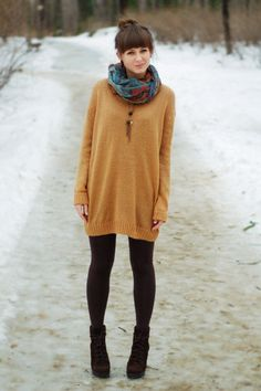 i wish i could dress like this every single day of winter