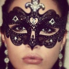 Hey, I found this really awesome Etsy listing at https://www.etsy.com/listing/164799695/sexy-black-venetian-metal-filigree-laser
