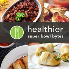 10 Healthy Super Bowl Recipes from The Greatist Table