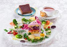 Salad Cake!