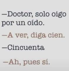 Quotes En Espanol, Frases Humor, Funny Pictures, Lol, World, Funny Texts, Short Funny Jokes, Funny Taglines, Funny Humour