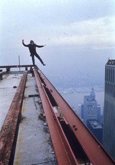 by Jean Louis Blondeau...taking risks!