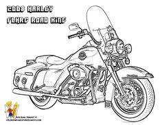 motorcycle coloring pages for adults - Google Search