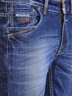 Jeans Archives - Top Fashion For Men Denim Jeans Men, Cut Jeans, Jeans Style, Denim Ideas, Denim Fashion, Pockets, Men's Denim, Women's Cropped Jeans, Men's Skinny Jeans