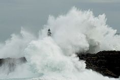 Mouro lighthouse
