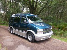 Chevrolet Astro GMC Safari Dayvan Auto Camper American Chevy Tourin Festival Tow | eBay