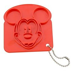 Mickey Mouse Toast Press
