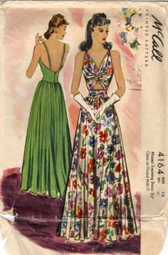McCall 4164 - Vintage Sewing Patterns - Wikia