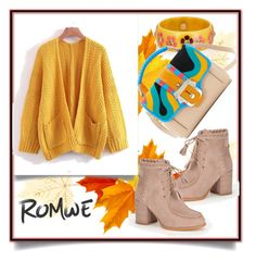 """Romwe"" by naocare ❤ liked on Polyvore featuring Mark Davis and Paula Cademartori"