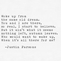 Lost in a dream world.  Writing By @justinparsons  #SocietyOfPHI  #poems #poem #writing #creativewriting #love #poetry #poet #write #quote #poetrycommunity #thoughts #art #instalike #story #writersofinstagram #poetsofinstagram #relationships #heartbroken #heartbreak #dream #poetsofig #prose #wordporn #justin by societyofphi